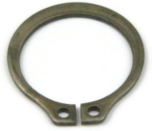 External Snap Rings