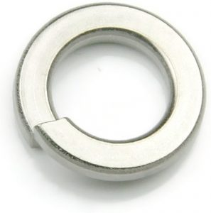 split ring lock washer