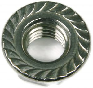 Serrated Flange Lock Nut