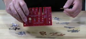 rivet gauge